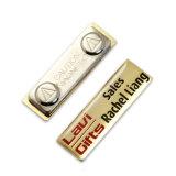 衣服のためのカスタム国際連合の柔らかいエナメル3Dの金属海軍軍隊の軍の階級の偵察者の機密保護のバッジ
