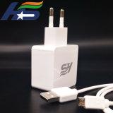 Два порта USB зарядное устройство для зарядки мобильного телефона с ЕС разъем