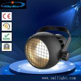 Теплый белый 1X50W початков мини-LED БЛИНДЕР PAR лампа