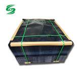 Hoja de deslizamiento de plástico de HDPE con accesorios de carretilla lateral Push-pull