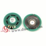 8ohm 0.25W innerer magnetischer 36mm Plastik Lautsprecher Dxp36n-a des Plastikrahmen-