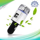 De mini Zuiveringsinstallatie van de Lucht van de Auto met de Dubbele Snelle Aansteker van de Lader USB