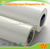 Película plástica de la cubierta del HDPE para la fábrica de la ropa