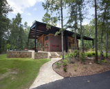 가벼운 강철 구조물 빠른 구조 호화스러운 Prefabricated 홈