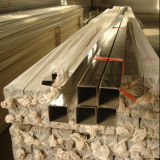 Tube d'acier inoxydable de qualité/pipe rectangulaires (201, 304, 316)