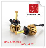 최신 판매 3s LED 고성능 램프 차 H4 H7 9005 9006 Hb4 LED 가벼운 LED 차 헤드라이트