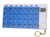 HC-91002 7 Días caja de la píldora del temporizador