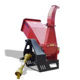원예용 도구 트랙터 TUV 세륨을%s 가진 Pto에 의하여 거치되는 목제 Chipper 슈레더 기계