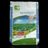 мешок 25kg сплетенный PP для упаковывая удобрения