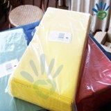 Umweltfreundliche wasserdichte nichtgewebte Wegwerftischdecke