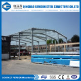Environmental Control Pre-Engineered Affordable Construction Steel Structure Godown