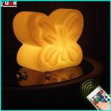 Éclairage à LED multi-couleurs Colof Changing Lampes de mariage à chambre à coucher