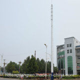 직류 전기를 통한 Monopole 원거리 통신 세포 강철 탑