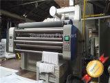 織物の仕上げは編まれ、編まれた綿および綿によって混合される管状ファブリックを処理し、乾燥するために使用されるより乾燥した機械乾燥機械を緩める