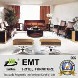 Hôtel moderne de luxe canapé Set (EMT-SF05)
