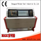 14の鍋によって冷やされているショーケース(TK14)が付いているアイスクリームの陳列ケース