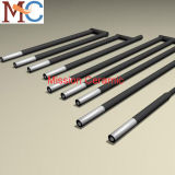 Tipo de rolo Silicon Carbide Sic Heating Element for Electronic