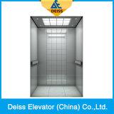 Лифт Dkw1000 дома виллы привода Roomless Vvvf машины селитебный