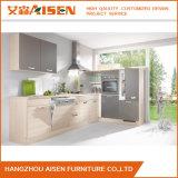 Nuovo armadio da cucina bianco della melammina dell'armadio da cucina di disegno 2016