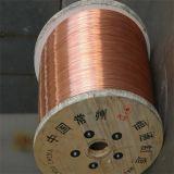 Kupferner plattierter Draht des Stahldraht-CCS