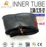 Macchina fotografica butilica originale 2.50/2.75-17 del tubo interno del tubo del motociclo del tubo