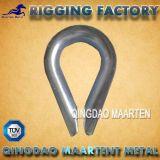 저희 판매를 위한 유형 탄소 철강선 밧줄 골무 G-411
