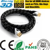 1.5m Metal Casing HDMIへのHDMI Cable