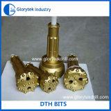 L'alta pressione d'aria della fabbrica direttamente DTH martella i bit
