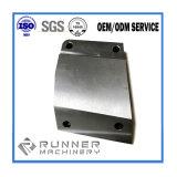 A carcaça de investimento feita sob encomenda parte a peça de alumínio fazendo à máquina do aço inoxidável do CNC