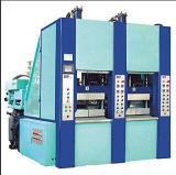 Máquina del moldeo a presión del zapato de EVA de dos estaciones