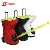 Машина теннисных мячей с бесплатным литиевый аккумулятор для продажи (S4015)