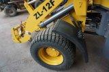Chargeur de la roue Zl12 avec le pneu de neige