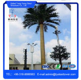 فولاذ موّه اتّصالات شجرة هوائي أحاديّة [بول] برج لأنّ إتصال