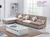 ホテルの家具または組合せのソファーまたはホテルの寝室の家具または居間の現代ソファーまたはコーナーのソファーまたは家具製造販売業ファブリック現代ソファー(GLMS-024)