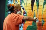 De Verf van de Nevel van de Kunst van Graffiti