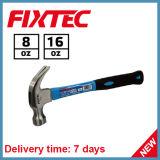 Fixtec手は用具を使う8oz小型爪ハンマー(FHCH20008)に