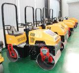 Compactador de rolo vibratório para rotas de preço razoável de alto desempenho