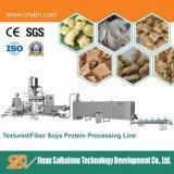 Machine de développement d'accumulations de soja texturisé