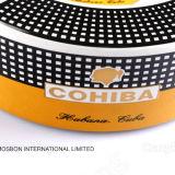 Portacenere di ceramica personalizzato del sigaro del tondo 4p