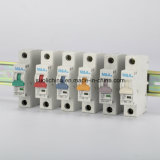 L8 Stroomonderbreker de van uitstekende kwaliteit Elektrische MCB van de Reeks