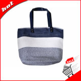 Accessorio di modo delle donne della borsa del sacchetto della paglia