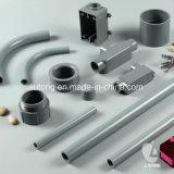 UL651 Conducto y ajuste estándar de PVC (curva de 90 °, acoplamiento, accesorio, etc.)