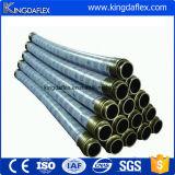 tubo flessibile di gomma 85bar di acciaio di pollice di 2 1/2 del filo dell'estremità Braided ad alta pressione resistente all'uso della pompa per calcestruzzo