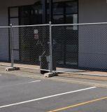 Rete fissa provvisoria galvanizzata obbligazione di collegamento Chain della rete metallica di alta qualità