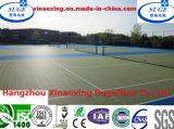 10 jaar Leven pp die Vloeren van de Sporten van het Tennis het Modulaire van het met elkaar verbindt