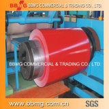 Le mattonelle di tetto ondulate dell'acciaio ASTM PPGI/caldo preverniciati/colore ricoperti/laminato a freddo la bobina d'acciaio