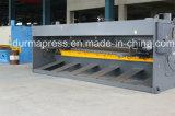 Автомат для резки листа металла гильотины QC11y 8X5000