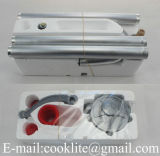 Aluminum Rotary Drum Barrel Hand Pump 55 Gallons Self Priming Dispenser