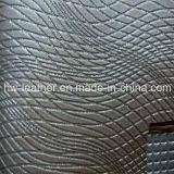 높은 Anti-Abrasion PVC 갯솜 가죽 Hw-756