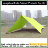 Tende di campeggio della spiaggia della tela incatramata del tetto dell'automobile del parasole della tenda esterna
